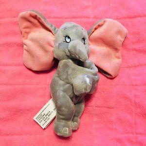 Disney Dumbo Snuggle Snapper Plush